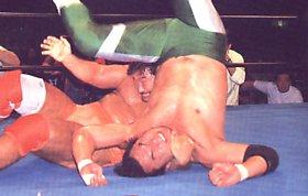 WWF No Mercy 12/10/10 Kobashivictoriadriver